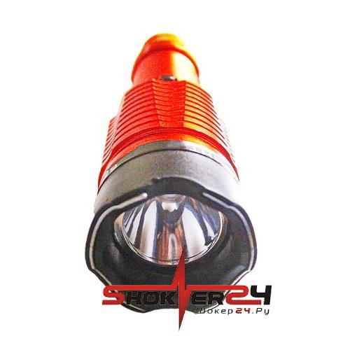 Электрошокер Flashlight Orange Glow 1,7 Млн.Вольт!