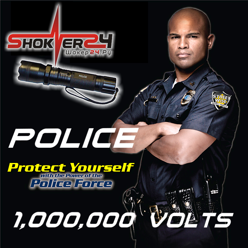 Электрошокер ОСА Police 1101